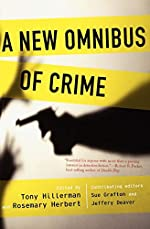 A New Omnibus of Crime by Tony Hillerman and Rosemary Herbert, editors