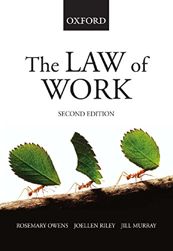 industrial relationship and labour law