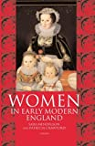 Women in Early Modern England 1550-1720 - book cover picture