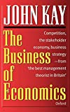 Buy The Business of Economics from Amazon