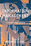 Buy Information Management: The Organizational Dimension from Amazon