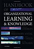 Buy Handbook of Organizational Learning and Knowledge from Amazon