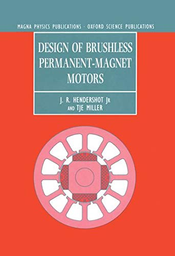 Pdf design of brushless permanent magnet motors monographs in pdf design of brushless permanent magnet motors monographs in electrical and electronic engineering free ebooks download ebookee fandeluxe Gallery