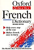 The Oxford Starter French Dictionary (Oxford Starter Dictionaries) - book cover picture