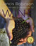 Book Cover: The Oxford Companion to Wine By Jancis Robinson by