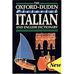 The Oxford-Duden Pictorial Italian and English Dictionary