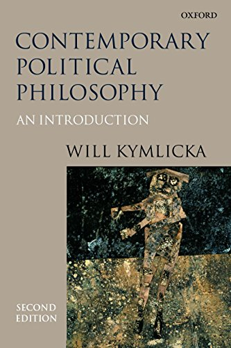Contemporary Political Philosophy: An Introduction Book Cover Picture