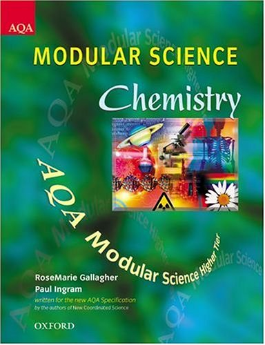 Modular Science Chemistry (Modular Science for AQA)