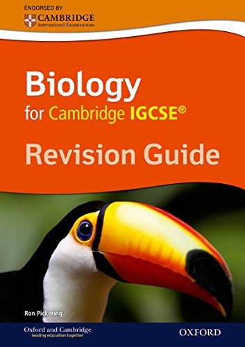 Biology: Igcse Revision Guide