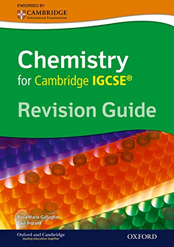 Chemistry: Igcse Revision Guide
