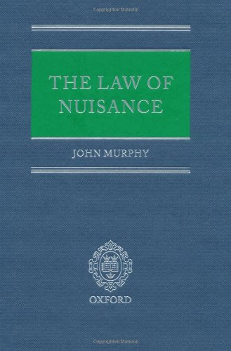 The Law of Nuisance (C 0 T the Law of Nuisance)