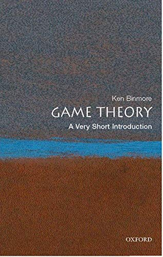 Game Theory: A Very Short Introduction - Ken Binmore