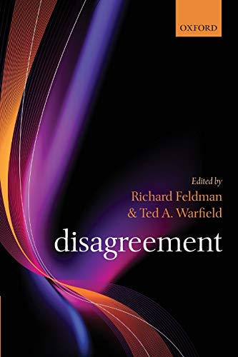 Disagreement Book Cover Picture