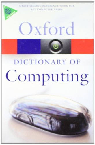 Oxford Dictionary of Computing cover art