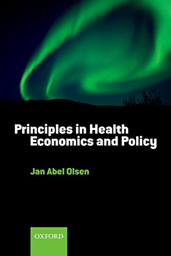 PDF Principles in Health Economics and Policy