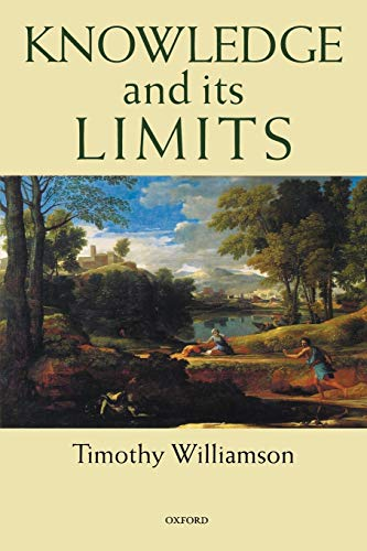Knowledge and Its Limits Book Cover Picture