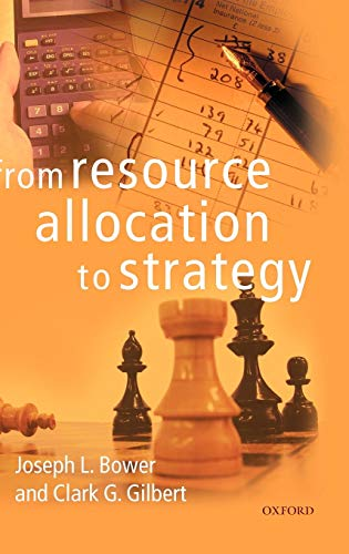 From Resource Allocation to Strategy