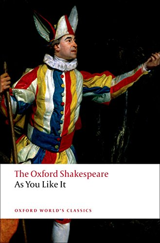As You Like It: The Oxford Shakespeare As You Like It (Oxford World's Classics)