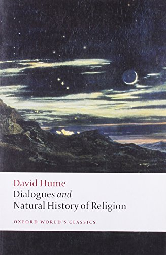 Dialogues Concerning Natural Religion., by Hume, D.