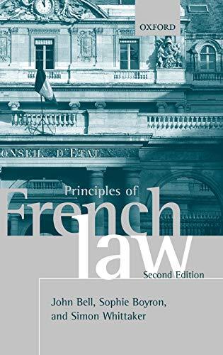 Principles of French Law
