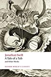 Book Cover: A Tale Of A Tub by Jonathan Swift