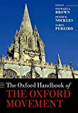 The Oxford Handbook of the Oxford Movement book cover