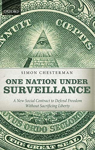 PDF One Nation Under Surveillance A New Social Contract to Defend Freedom Without Sacrificing Liberty