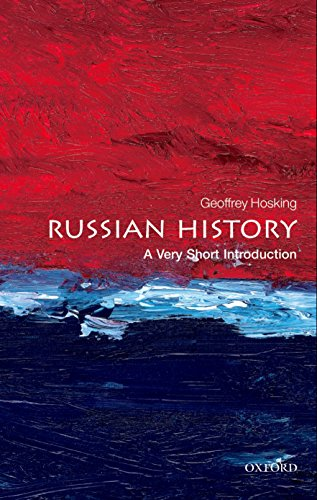 Russian History: A Very Short Introduction, Hosking, Geoffrey