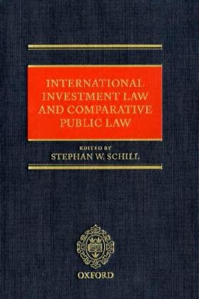International Investment Law and Comparative Public Law (0)