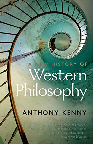 A New History of Western Philosophy Book Cover Picture