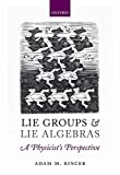 cover of Lie groups and lie algebras :a physicist's perspective /Adam M. Bincer.