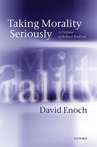 Taking Morality Seriously Book Cover Picture