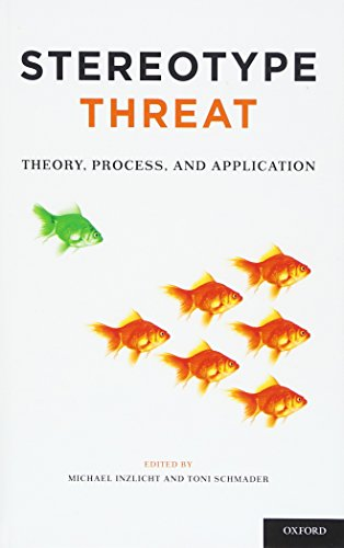 PDF Stereotype Threat Theory Process and Application