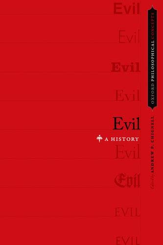 Evil by Andrew P. Chignell (Editor)
