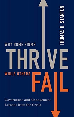 PDF Why Some Firms Thrive While Others Fail Governance and Management Lessons from the Crisis