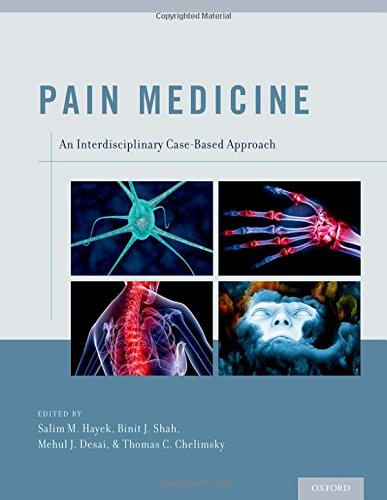 PDF Pain Medicine An Interdisciplinary Case Based Approach