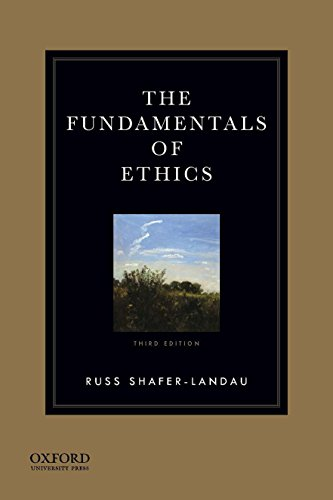 The Fundamentals of Ethics Book Cover Picture