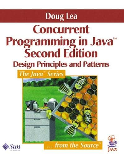 Concurrent Programming in Java™: Design Principles and Pattern (2nd Edition)