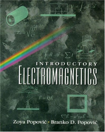 PDF Introductory Electromagnetics