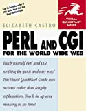 Perl and CGI for the World Wide Web: Visual QuickStart Guide - book cover picture