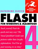 Flash 4 for Windows and Macintosh Visual Quickstart Guide - book cover picture