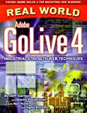 Real World Adobe GoLive 4 - book cover picture