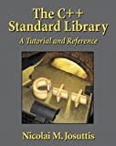 The C++ Standard Library : A Tutorial and Reference - book cover picture