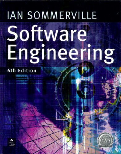 SOFTWARE ENGINEERING BY IAN SOMMERVILLE 8TH EDITION PDF DOWNLOAD