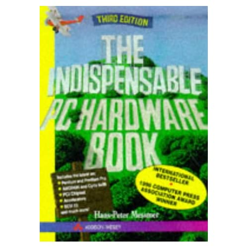 couverture du livre The indispensable PC hardware book : Your hardware questions answered