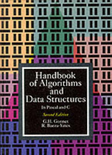 PDF Handbook of Algorithms and Data Structures in Pascal and C