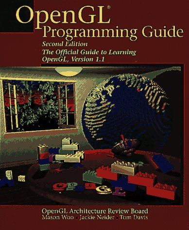 OpenGL Programming Guide : Table of Contents