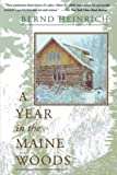 A Year in the Maine Woods - book cover picture