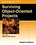 Surviving Object-Oriented Projects (Agile Software Development Series) - book cover picture