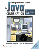 A Programmer's Guide to Java (tm) Certification - book cover picture